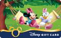 Daisy and Minnie Disney Gift Card 2