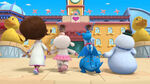 Doc, lambie, stuffy and chilly go into the hospital