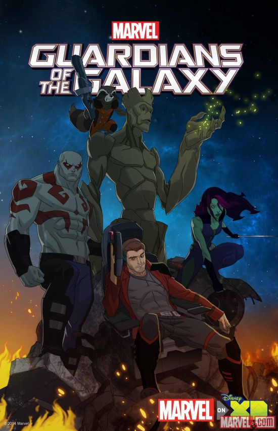 Guardians of the Galaxy (TV-Serie)