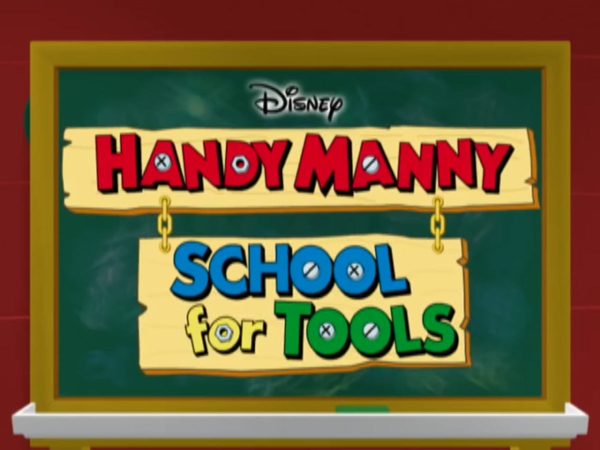 Handy Manny's School for Tools