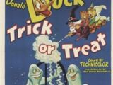 Paperino, la notte di Halloween