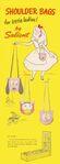 Salient shoulder bag lid display blog