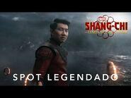 Shang-Chi e a Lenda dos Dez Anéis - Marvel Studios - Spot Legendado