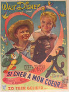 So dear to my heart belgian poster