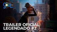 Soul - Novo Trailer Legendado - 25 de junho nos cinemas