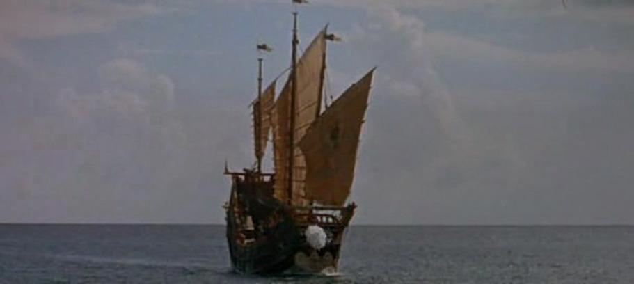 Pirate Ship (Swiss Family Robinson)