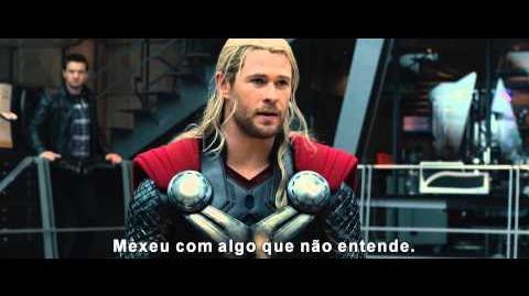 Teaser Trailer 2 - Vingadores Era de Ultron