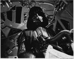 Vader piloting his TIE
