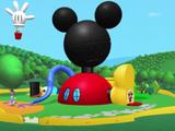 Opening de La Casa de Mickey Mouse