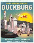 Duckburg poster