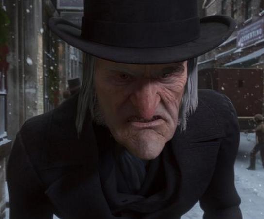 Ebenezer Scrooge (A Christmas Carol)