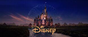 Enchanted Storybook Castle Mulan Logo