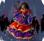 Esmeralda Midnight Masquerade