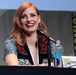 Jessica Chastain SDCC