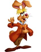 The March Hare
