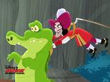 Tick Tock Croc