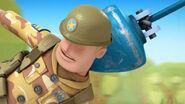 Army al being spun