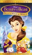 Beauty and the Beast Belle's Magical World - DVD Special Edition