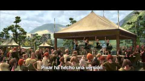 Brave (Indomable) Making of; 'Pixar en Escocia' Disney · Pixar Oficial