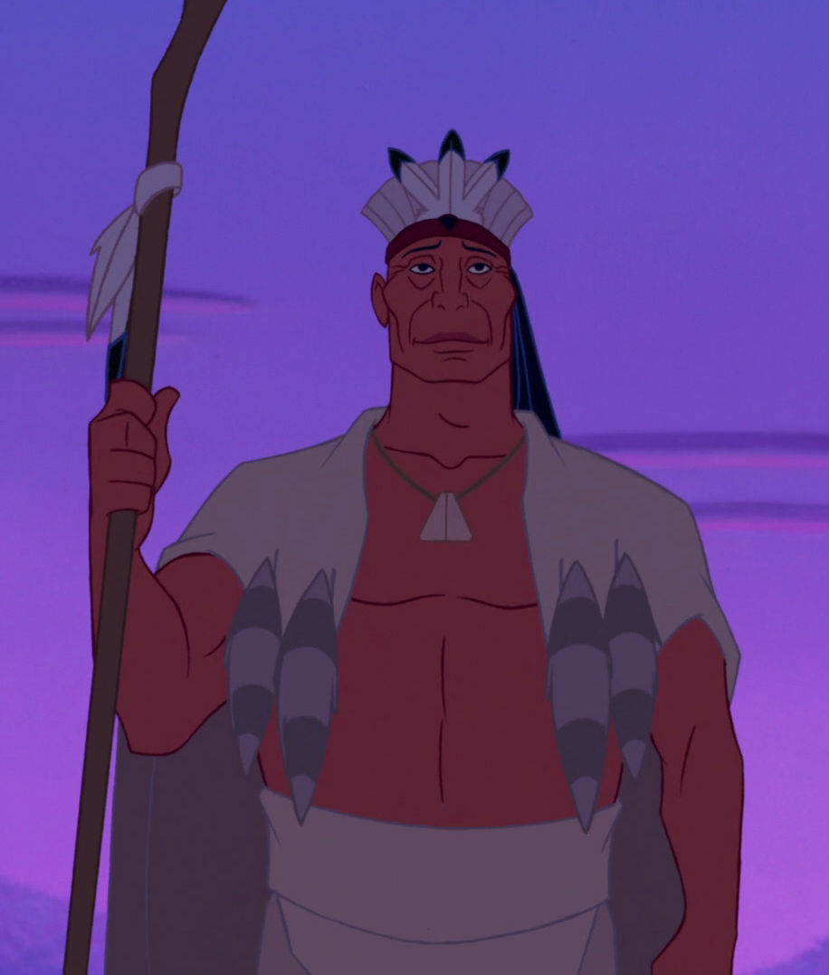 Chefe Powhatan