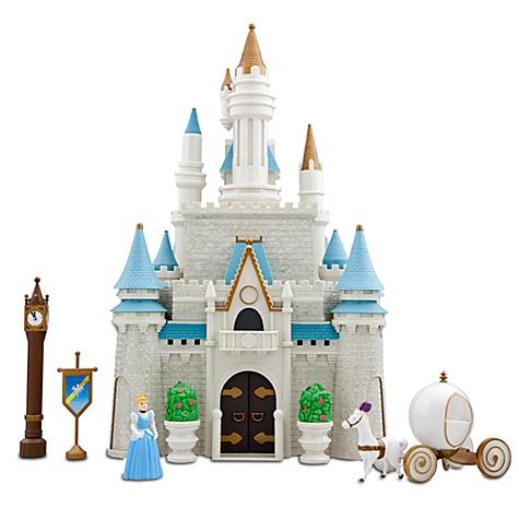 Cinderella Castle Play Set