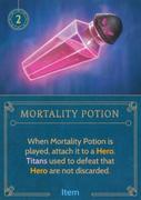 DVG Mortality Potion
