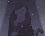Hechicera anciana