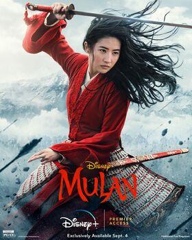 Mulan (2020, Disney Premier Access Poster).jpg