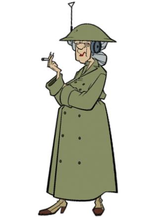 Wilhelmina Packard