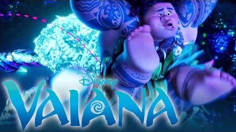 VAIANA - Spot Lasst die Leinen los! Disney HD