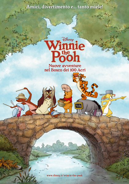 Winnie the Pooh - Nuove avventure nel Bosco dei 100 Acri