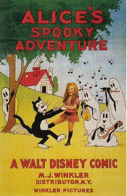 Alice's Spooky Adventure