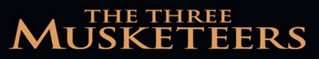 Disney's The Three Musketeers - 1993 Film Logo with Black Background.png