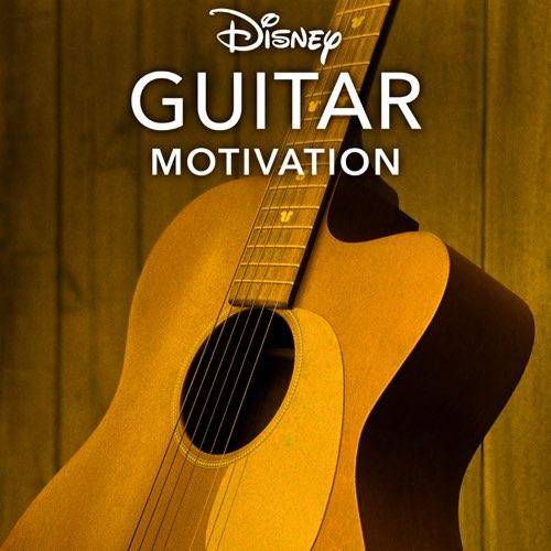 Disney Peaceful Guitar: Motivation