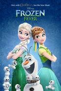 Frozen Fever Poster