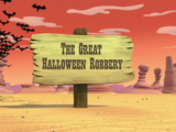 The Great Halloween Robbery