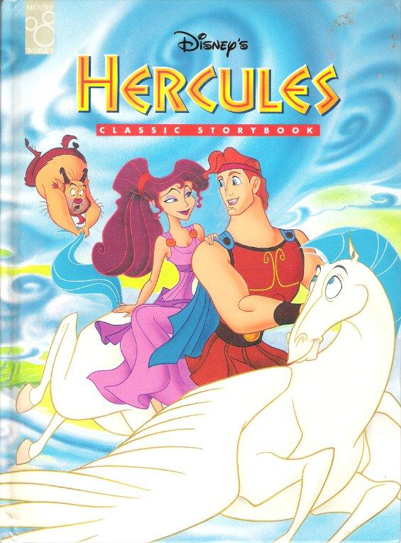 Hercules (Classic Storybook)