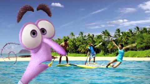 Inside Out Aulani Disney Resort Trailer