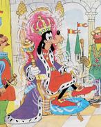 King Goofy - Goofy and the Magic Fish