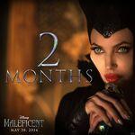 Maleficent 2 Months Poster