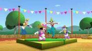 Mickeys farm fun-fair square dance