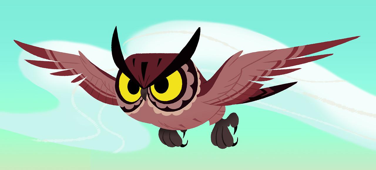 Owl (Tangled)