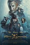 POTC Dead Man Tell No Tales poster
