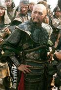 Sao Feng on his Ship