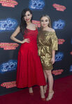 Sofia Carson & Sabrina Carpenter Adventures in Babysitting premiere