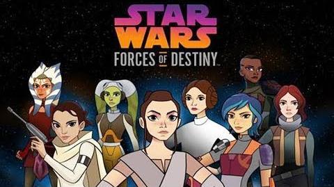 Star Wars Forces of Destiny Trailer 2