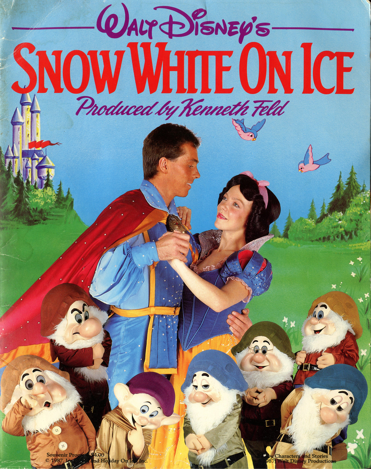 Disney on Ice: Snow White and the Seven Dwarfs