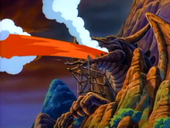 AdventuresOfTheGummiBears-GustosIsland-VolcanicEruption