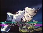 Dtv holiday for strings title