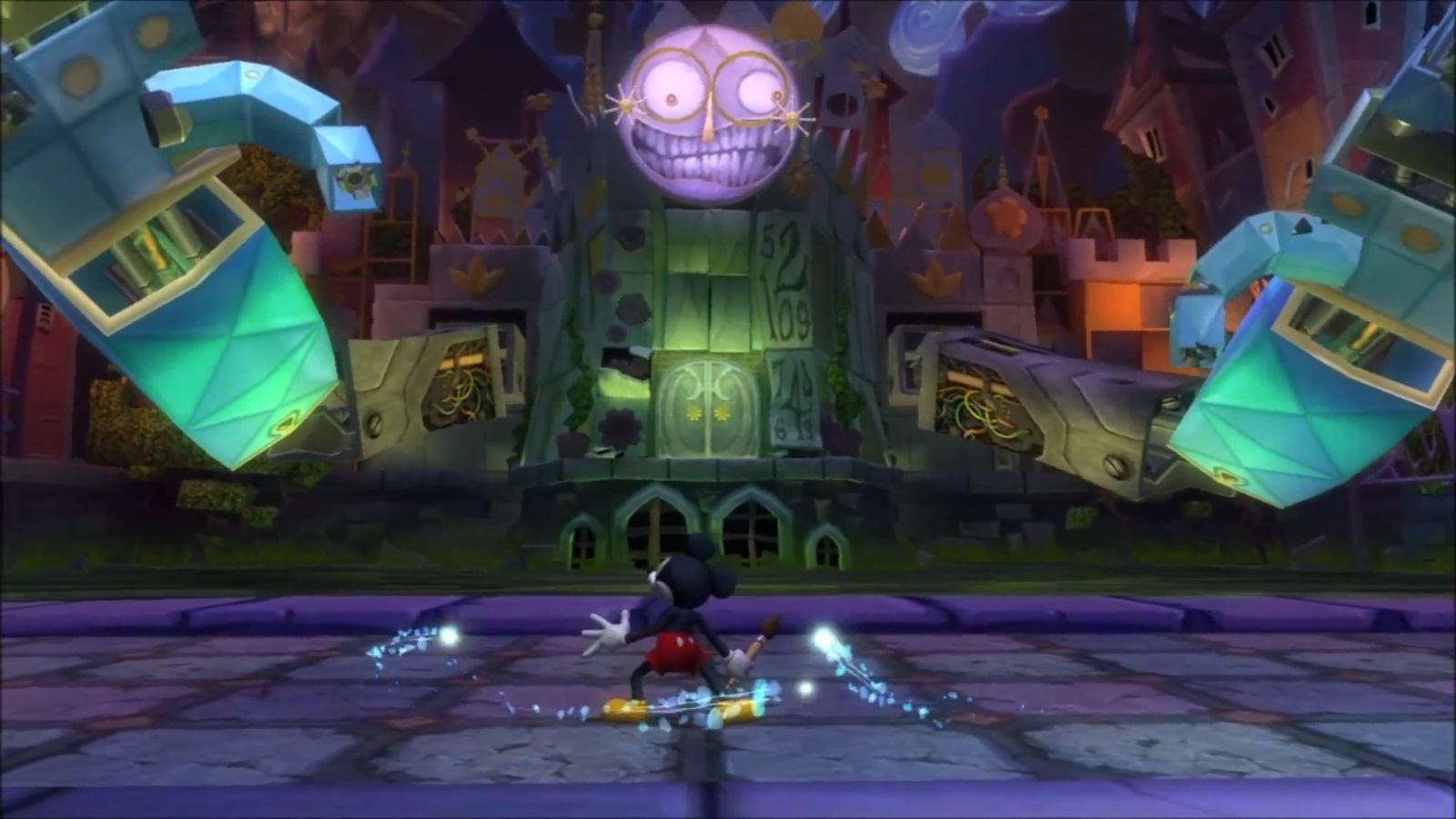 Clock Tower (Epic Mickey)